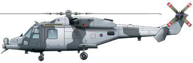 Profil couleur du Agusta-Westland AW.159 Wildcat