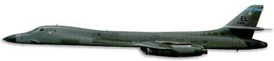 Profil couleur du Rockwell B-1 Lancer