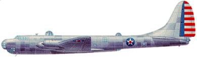 Profil couleur du Douglas B-19