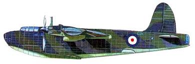 Profil couleur du Blackburn B-20 Nutcracker