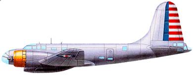 Profil couleur du Douglas B-23 Dragon