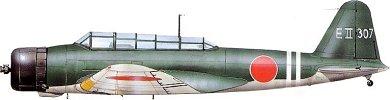 Profil couleur du Nakajima B5N  'Kate'