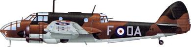 Profil couleur du Bristol  Beaufort