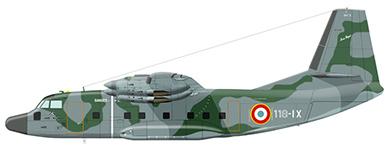 Profil couleur du Breguet Br.941