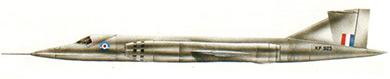 Profil couleur du Bristol Type-188