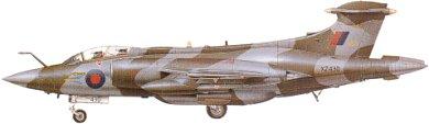 Profil couleur du Blackburn B-103 Buccaneer