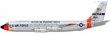 Profil couleur du Boeing C-135 Stratolifter