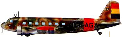 Profil couleur du Douglas C-32/33/39
