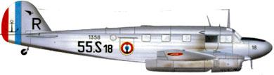 Profil couleur du Caudron C.440 Goéland