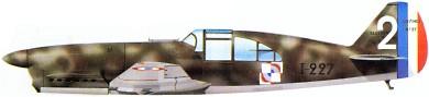 Profil couleur du Caudron C.714 Cyclone