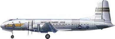 Profil couleur du Douglas C-74 Globemaster