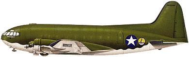 Profil couleur du Boeing C-75 Stratoliner