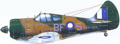 Profil couleur du Commonwealth CA-13 Boomerang