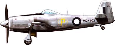 Profil couleur du Commonwealth CA-15 Kangaroo
