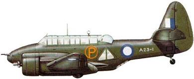 Profil couleur du Commonwealth CA-4/CA-11 Woomera