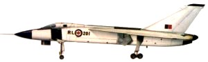 Profil couleur du Avro Canada CF-105 Arrow