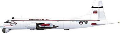 Profil couleur du Canadair CL-28 Argus