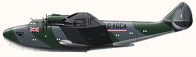 Profil couleur du Boeing 314 Clipper