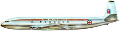Profil couleur du De Havilland DH.106 Comet