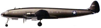 Profil couleur du Lockheed C-69/C-121 Constellation