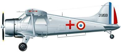 Profil couleur du De Havilland Canada DHC-2 Beaver