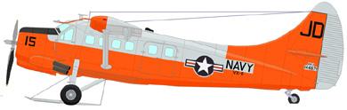 Profil couleur du De Havilland Canada DHC-3 Otter