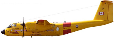 Profil couleur du De Havilland Canada DHC-5 Buffalo