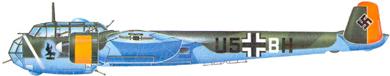 Profil couleur du Dornier Do 17