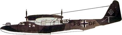 Profil couleur du Dornier Do 26
