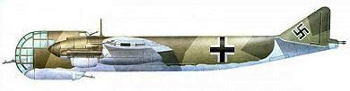 Profil couleur du Dornier Do 317