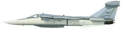 Profil couleur du General Dynamics-Grumman EF-111 Raven