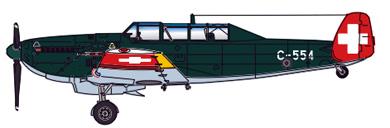 Profil couleur du EKW (K+W) C-36 Schlepp