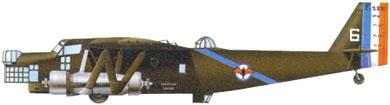 Profil couleur du Farman F.222