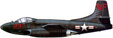 Profil couleur du Douglas F3D Skyknight