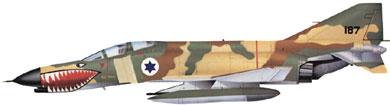 Profil couleur du McDonnell F-4 Phantom II