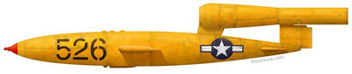 Profil couleur du Fieseler Fi 103  'V1'