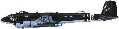 Profil couleur du Focke-Wulf Fw 200 Condor