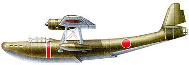 Profil couleur du Yokosuka H5Y 'Cherry'