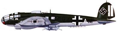 Profil couleur du Heinkel He 111