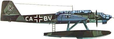 Profil couleur du Heinkel He 115