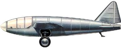 Profil couleur du Heinkel He 176