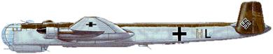 Profil couleur du Heinkel He 274