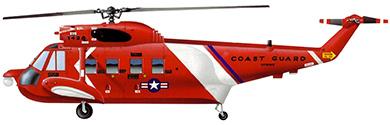 Profil couleur du Sikorsky HH-52 Seaguard