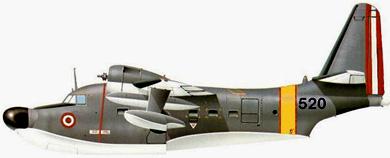 Profil couleur du Grumman HU-16 Albatross