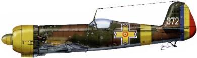 Profil couleur du I.A.R. IAR-80