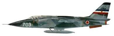 Profil couleur du Soko J-22 Orao & Avioane IAR-93 Vultur