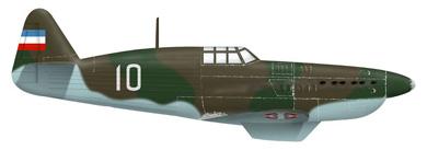 Profil couleur du Rogozarski IK-3