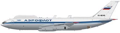 Profil couleur du Ilyushin Il-87 'Maxdome'