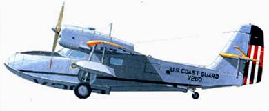 Profil couleur du Grumman J4F Widgeon