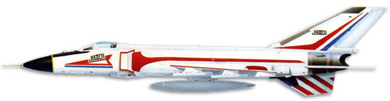 Profil couleur du Shenyang J-8 'Finback'